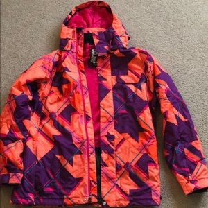 Men's Oakley winter coat or snowboard jacket